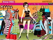Thumbnail for Rachel Stripes Dressup