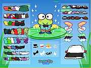 Thumbnail for Keroppi Dress Up