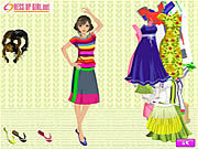 Thumbnail for Full of Color Dressup