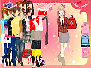 Thumbnail for School Bag Dressup