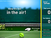 Thumbnail of Optus Tennis Challenge