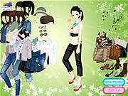 Thumbnail for Green Day Dressup