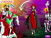 Thumbnail for Distinctive Dresses for Halloween