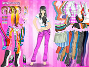 Thumbnail for Pink Dressup