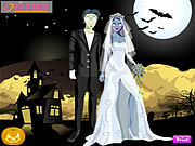Thumbnail for Halloween Couple Dressup