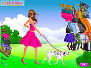Thumbnail for Girl and Pet Dress up