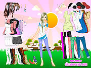 Thumbnail for Sunshine Dressup