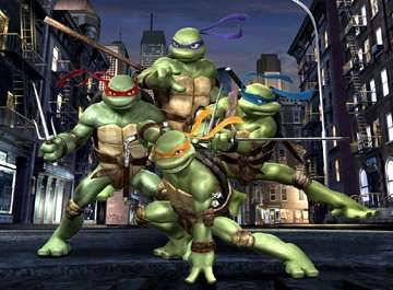 Teenage Mutant Ninja Turtles -  Street Brawl thumbnail