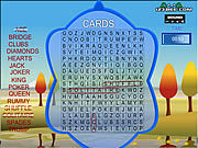Thumbnail for Word Search Gameplay 4 - Cards