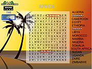 Thumbnail for Word Search Gameplay 5 - Africa