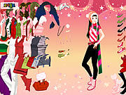 Thumbnail for Christmas Shopping Dressup