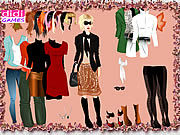 Thumbnail for Paris Day Dressup