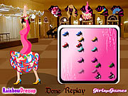 Thumbnail for Flamenco Dancer Dressup