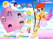 Thumbnail for Cupid Girl Dress Up