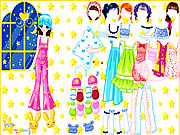 Thumbnail for Pajama Party Dress Up
