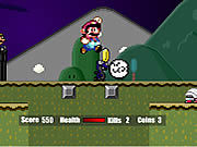 Super Mario Halloween Edition thumbnail
