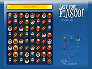Thumbnail of Fast Food Fiasco