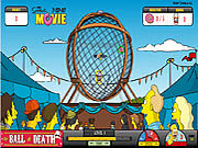 Thumbnail of Simpsons The Ball of Death
