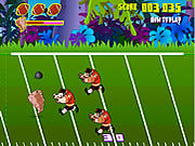 Thumbnail of Taz Football Frenzy