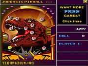Thumbnail for Jurassic Pinball