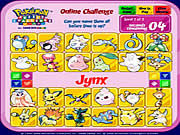 Thumbnail of Pokemon Puzzle Challenge