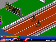 Thumbnail of Grab the Glory: 100 Meter Sprint