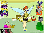 Thumbnail of Tinkerbell Dress up 2