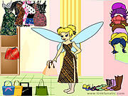 Tinkerbell Dress up 3 thumbnail