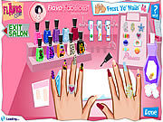 Thumbnail of Flava Manicure Game