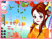 Thumbnail of Girl Dressup 4