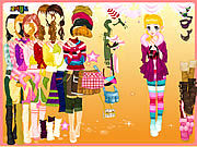 Thumbnail of Wonder Dress up