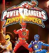 Thumbnail of Power Rangers Dinothunder