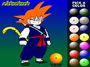Thumbnail of Dragon Ball Z Painting