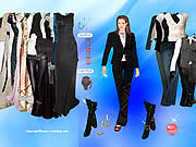 Thumbnail for Angelina Jolie Dress up