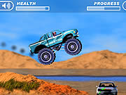 Thumbnail of 4 Wheel Madness