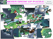 Thumbnail of Never Grow Up Puzzle
