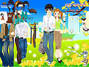 Thumbnail for Spring Couple Dress up