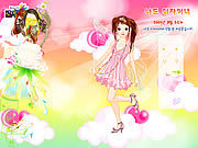 Thumbnail for Butterfly Girl Dress Up