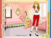 Thumbnail for Girl Dressup