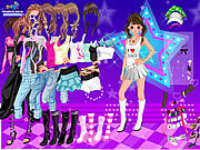 Thumbnail for Dancing Star Dress up