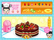Thumbnail for Fruit Cake Decoration