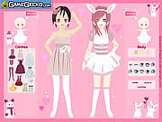 Thumbnail for Love Bunnies Dress Up