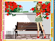 Thumbnail for Girl Dressup 24