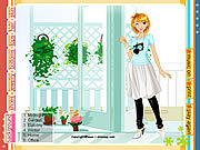 Thumbnail for Girl Dressup 28