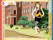 Thumbnail for Girl Dressup 29