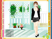 Thumbnail for Girl Dressup 30
