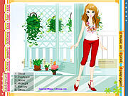Thumbnail for Girl Dressup 32