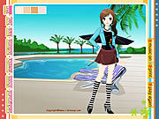 Thumbnail for Girl Dressup 33