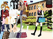 Thumbnail for School Uniform Dressup