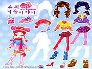 Thumbnail for Sue Winter Dress up